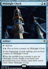 Midnight Clock - Promo Pack