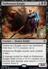 Oathsworn Knight - Foil - Promo Pack