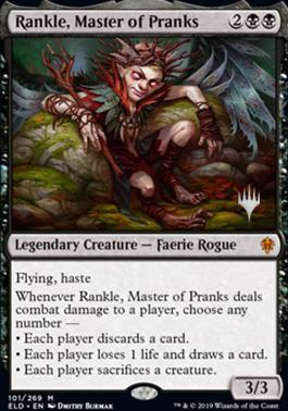 Rankle, Master of Pranks - Promo Pack