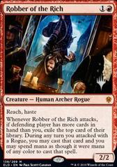 Robber of the Rich - Promo Pack