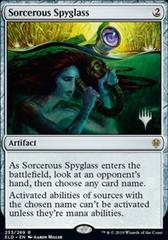 Sorcerous Spyglass - Promo Pack (Throne of Eldraine)
