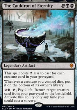 The Cauldron of Eternity - Promo Pack