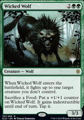 Wicked Wolf - Promo Pack