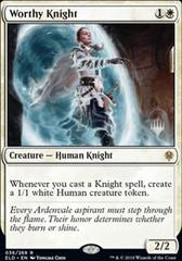 Worthy Knight - Promo Pack