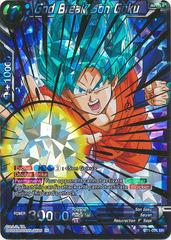 God Break Son Goku - BT1-031 - SR - Shatterfoil