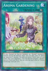Aroma Gardening - CHIM-EN059 - Common - 1st Edition on Channel Fireball