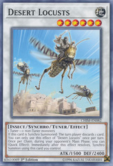 Desert Locusts - CHIM-EN082 - Common - 1st Edition