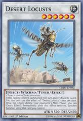 Desert Locusts - CHIM-EN082 - Common - 1st Edition on Channel Fireball