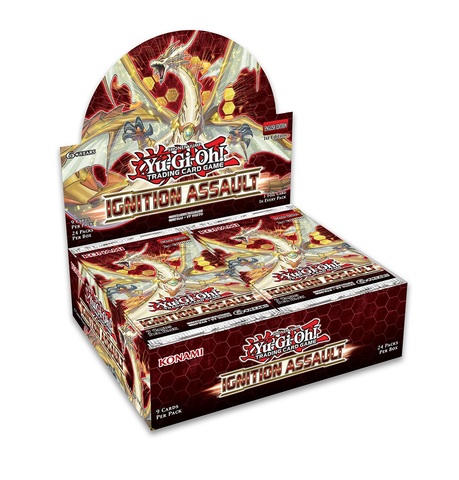 Ignition Assault Booster Box