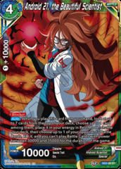 Android 21, the Beautiful Scientist - XD2-09 - ST