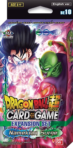 Dragon Ball Super - Expansion Set 10: Namekian Surge