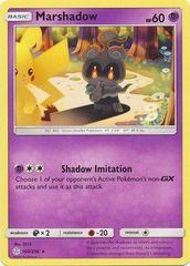 Marshadow - 103/236 - Rare