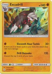 Excadrill - 115/236 - Holo Rare