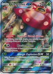 Vileplume GX - 211/236 - Full Art Ultra Rare