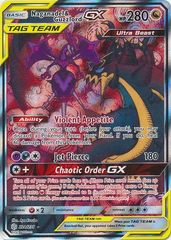 Naganadel & Guzzlord Tag Team GX (Alternate Art) - 224/236 - Full Art