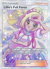 Lillie's Full Force - 230/236 - Full Art Trainer