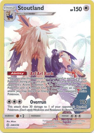 NM FULL ART Pokemon MIMIKYU Card COSMIC ECLIPSE Set 245//236 Sun Moon Secret Rare