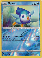 Piplup - 54/236 - Common - Reverse Holo