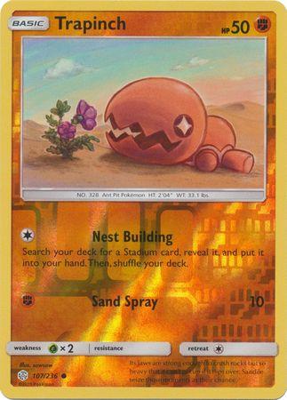 Common Reverse Holo Pokemon Card NM Tangela 5//236 Cosmic Eclipse Set