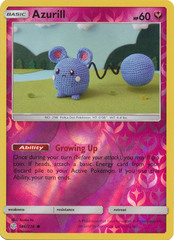 Azurill - 146/236 - Common - Reverse Holo