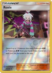 Roxie - 205/236 - Uncommon - Reverse Holo