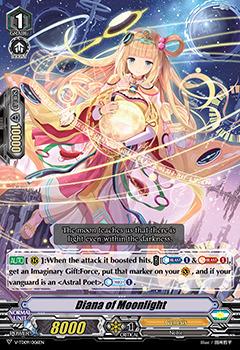 Diana of Moonlight - V-TD09/006EN - TD