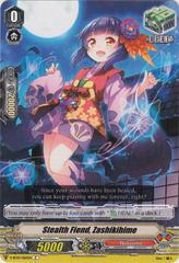 Stealth Fiend, Zashikihime - V-BT07/067EN - C