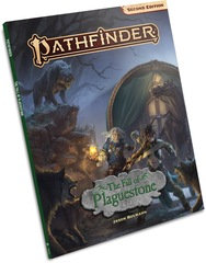 Pathfinder RPG Second Edition: Pathfinder Adventure: The Fall of Plaguestone