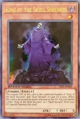 King of the Skull Servants - STP2-EN005 - Ultra Rare