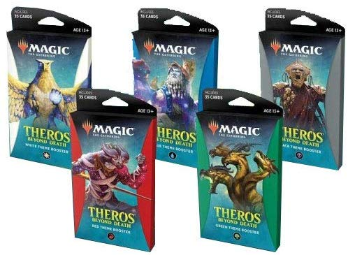 Theros Beyond Death Theme Booster (Set of 5)