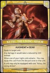 Ketsu, the Living Armor