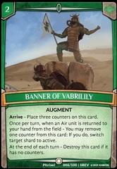 Banner of Vabrilily - Foil
