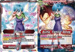 Bulma // Bulma, Familial Bonds - BT8-001 - C - Foil