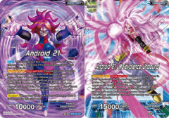Android 21 // Android 21, Malevolence Unbound - BT8-024 - UC - Foil