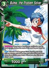 Bulma, the Problem Solver - BT8-047 - UC - Foil
