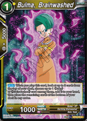Bulma, Brainwashed - BT8-076 - C - Foil