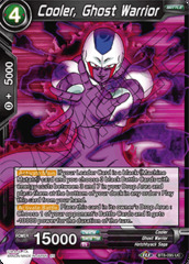 Cooler, Ghost Warrior - BT8-095 - UC