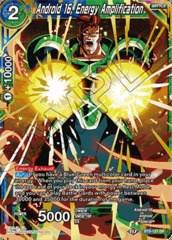 Android 16, Energy Amplification - BT8-121 - SR