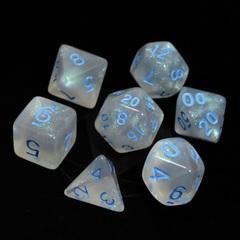 RPG Set - Glacial Moonstone w/ Blue