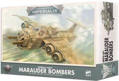 Aeronautica Imperalis: Imperial Navy Marauder Bombers