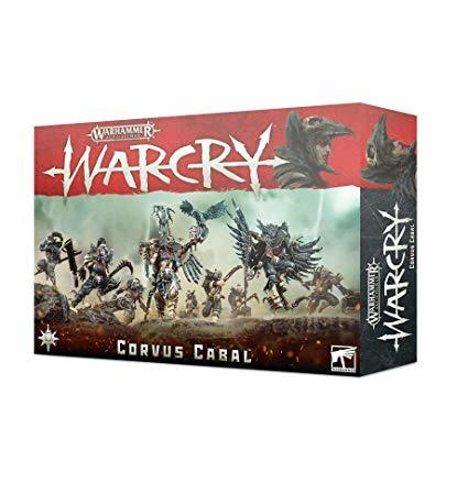 Warhammer AoS Warcry Corvus Cabal