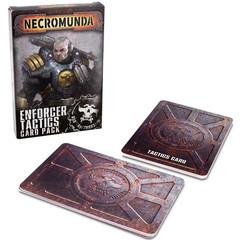 Necromunda: Enforcer Tactics Card Pack