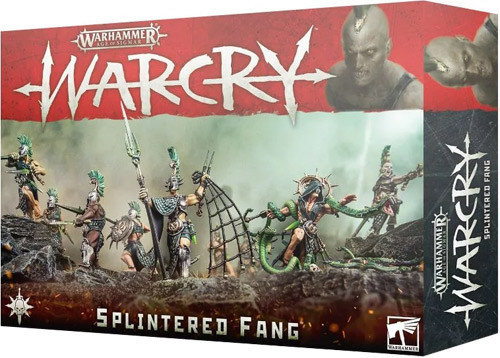 Warhammer AoS Warcry The Splintered Fang