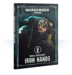 5505 Codex: Iron Hands (Hb) (English)