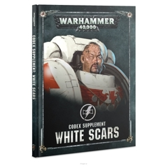 5327 Codex: White Scars (Hb) (English)
