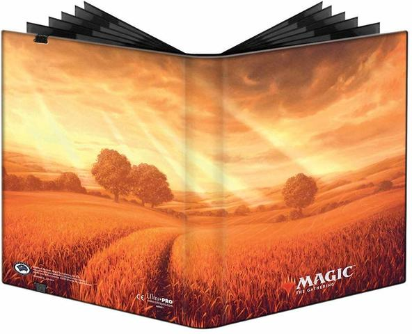 Ultra Pro - Magic: The Gathering - Unstable Lands - Plains - 9-Pocket PRO-Binder
