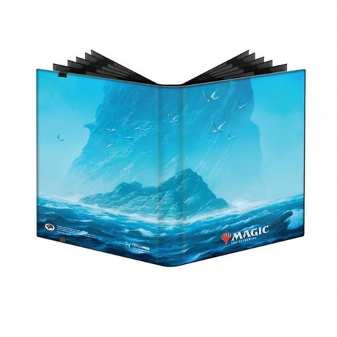 Ultra Pro 9-Pocket PRO-Binder Unstable Island