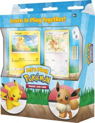 Lets Play Pokemon TCG Box