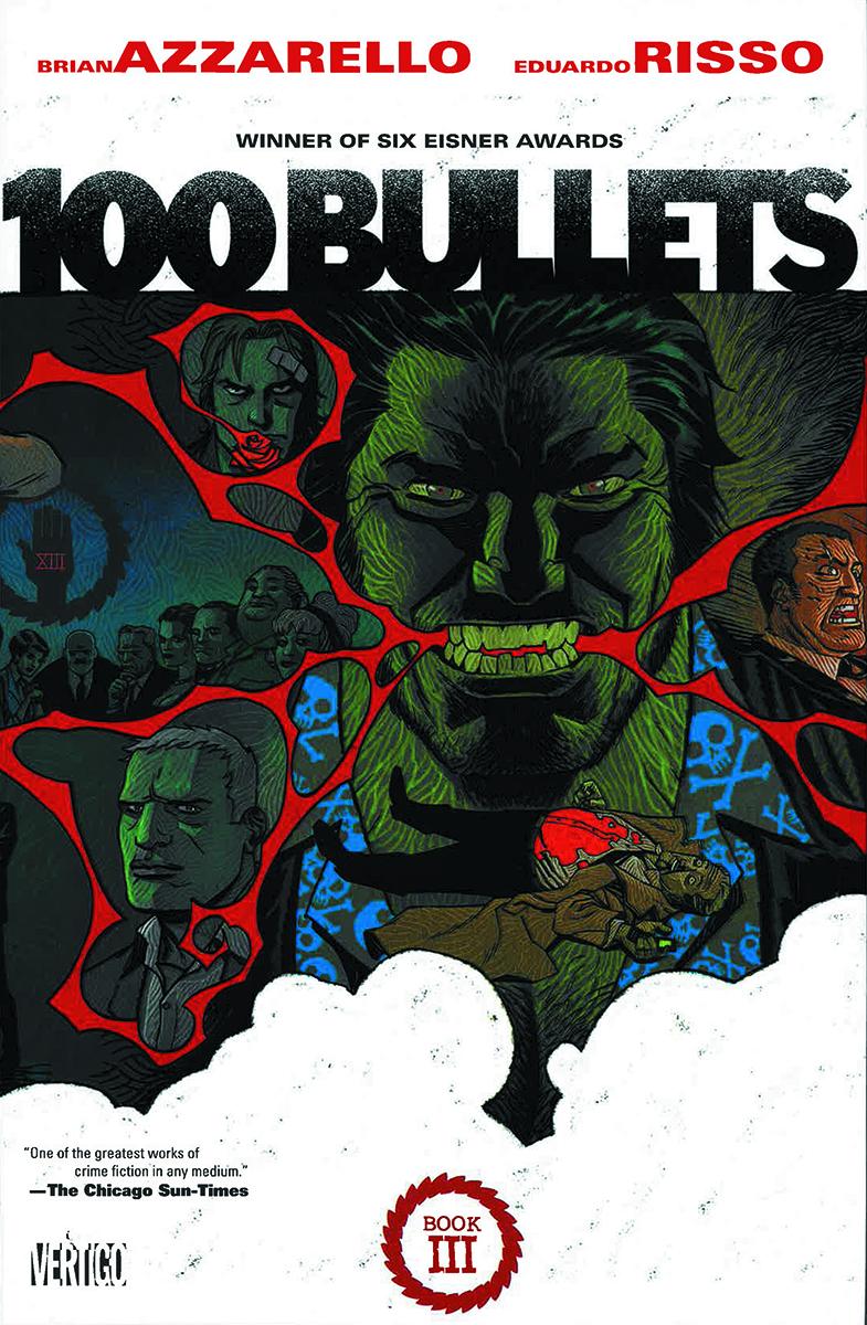 100 Bullets Tp Book 03 (MR) (STK680348)