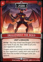 Dragonholt the Bold